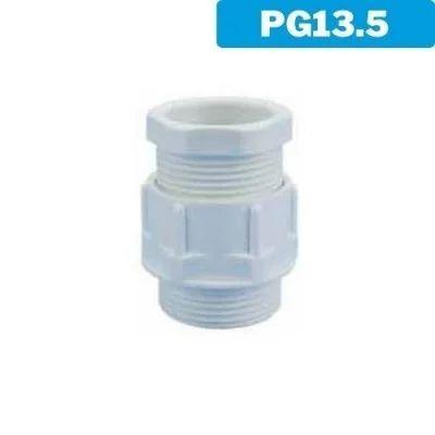 Racor prensaestopas plástico PG13.5 (Para tubos)
