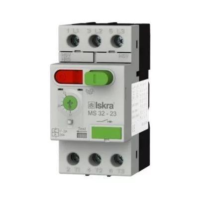 Disyuntor magnetotérmico Iskra MS32 18-23A