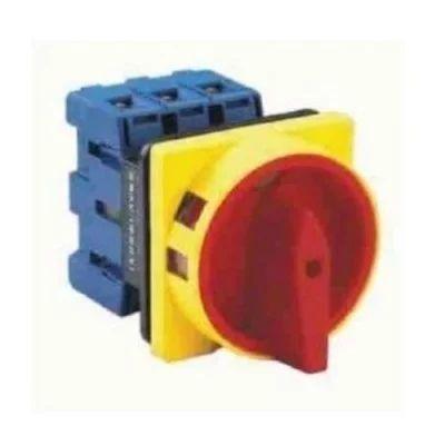 Interruptor seccionador 3P 63A
