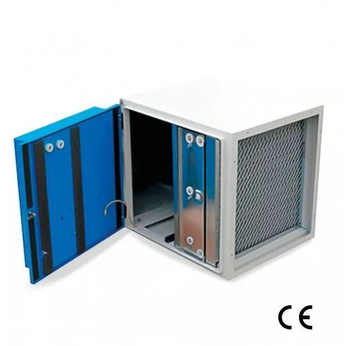 Precipitador electrostático