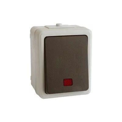 Pulsador / interruptor / conmutador luminoso